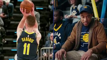 NBATickets.com TV Spot, 'Being There Live' - Thumbnail 7