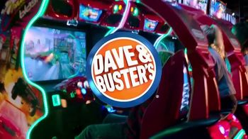 Dave and Buster's TV Spot, 'Weekend Plans' - Thumbnail 1