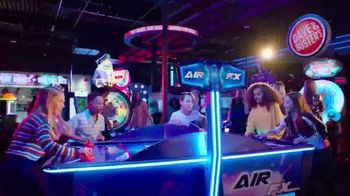 Dave and Buster's TV Spot, 'Weekend Plans'