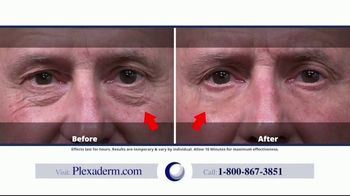 Plexaderm Skincare TV Spot, 'CEO of Plexaderm: 10 Minute Challenge'