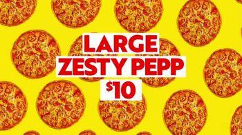 Papa Murphy's Pizza Zesty Pepp TV Spot, 'Zing!: $10' - Thumbnail 3