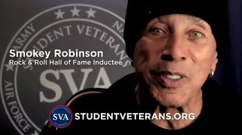 Student Veterans of America TV Spot, 'Veterans Day' Ft. Post Malone, Ne-Yo, Dionne Warwick and MKTO - 4 commercial airings
