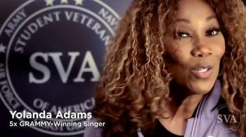 Student Veterans of America TV Spot, 'Veterans Day' Ft. Post Malone, Ne-Yo, Dionne Warwick and MKTO - Thumbnail 2