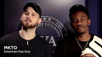 Student Veterans of America TV Spot, 'Veterans Day' Ft. Post Malone, Ne-Yo, Dionne Warwick and MKTO - Thumbnail 4