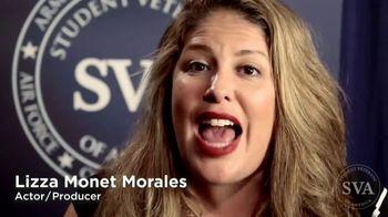 Student Veterans of America TV Spot, 'Veterans Day' Ft. Post Malone, Ne-Yo, Dionne Warwick and MKTO - Thumbnail 5