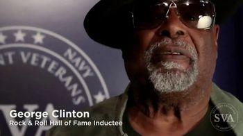 Student Veterans of America TV Spot, 'Veterans Day' Ft. Post Malone, Ne-Yo, Dionne Warwick and MKTO - Thumbnail 6