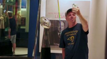 Pro Football Hall of Fame Super Trip Sweepstakes TV Spot, \'2020 Super Bowl\'
