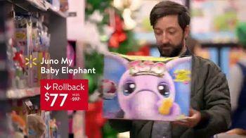 Walmart TV Spot, 'Holidays: Everyone's Happy' - Thumbnail 6