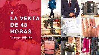 Macy's La Venta de 48 Horas TV Spot, 'Estilos de otoño: abrigos, botas, zapatos y Ninja Foodi' [Spanish] - Thumbnail 1