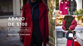Macy's La Venta de 48 Horas TV Spot, 'Estilos de otoño: abrigos, botas, zapatos y Ninja Foodi' [Spanish] - Thumbnail 3