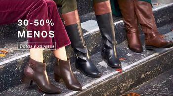 Macy's La Venta de 48 Horas TV Spot, 'Estilos de otoño: abrigos, botas, zapatos y Ninja Foodi' [Spanish] - Thumbnail 5