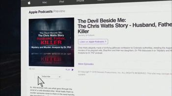 Mystery and Murder: Analysis by Dr. Phil TV Spot, 'Unthinkable Crime' - Thumbnail 6