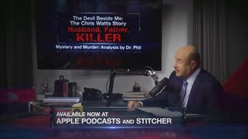 Mystery and Murder: Analysis by Dr. Phil TV Spot, 'Unthinkable Crime'