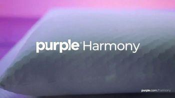 Purple Mattress Harmony Pillow TV Spot, 'Always on the Cool Side' - Thumbnail 3