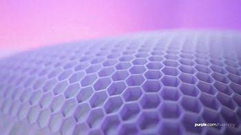 Purple Mattress Harmony Pillow TV Spot, 'Always on the Cool Side' - Thumbnail 4