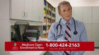 Select Advisor 2019 Fall Open Enrollment TV Spot, 'Free Medicare Benefits Review'