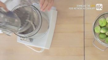 Food Network Kitchen App TV Spot, 'Ina's Brussel Sprouts' - Thumbnail 5