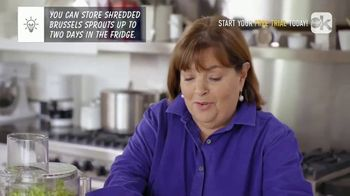 Food Network Kitchen App TV Spot, 'Ina's Brussel Sprouts' - Thumbnail 8
