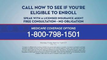 Medicare Coverage Options TV Spot, 'Fall Open Enrollment' - Thumbnail 8