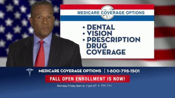 Medicare Coverage Options TV Spot, 'Fall Open Enrollment' - Thumbnail 1