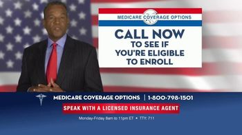 Medicare Coverage Options TV Spot, 'Fall Open Enrollment' - Thumbnail 2