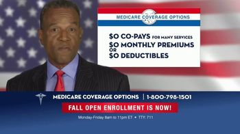 Medicare Coverage Options TV Spot, 'Fall Open Enrollment' - Thumbnail 5