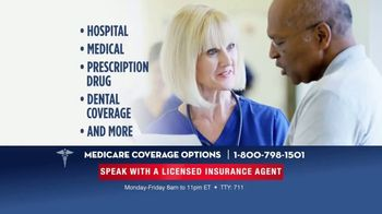 Medicare Coverage Options TV Spot, 'Fall Open Enrollment' - Thumbnail 6