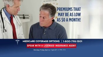 Medicare Coverage Options TV Spot, 'Fall Open Enrollment' - Thumbnail 7