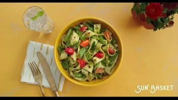 Sun Basket TV Spot, 'Easy and Delicious'