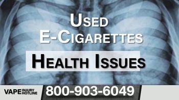 Greg Jones Law TV Spot, 'E-Cigarettes: Health Issues' - Thumbnail 9