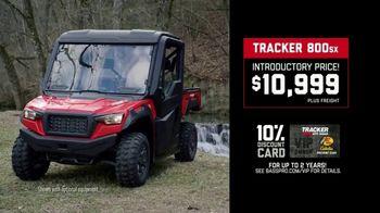 Tracker Off Road TV Spot, 'Landfall: Tracker 800SX for $10,999' - Thumbnail 6