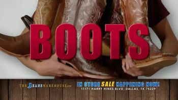 The Jeans Warehouse Annual Blowout Sale TV Spot, 'Jeans, Jackets, Boots and More'