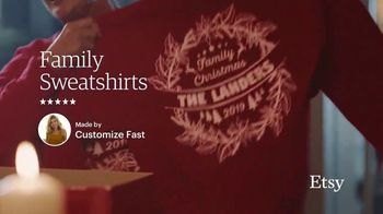 Etsy TV Spot, 'Here's to the Givers: Tradition Keepers' - Thumbnail 3