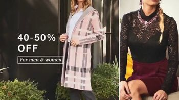 Macy's 48 Hour Sale TV Spot, 'Fall Styles, Fine Jewelry and Comforters' - Thumbnail 4