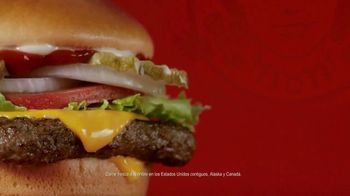 Wendy's 2 for $5 TV Spot, '¡Un 2 for $5 bien hecho!' [Spanish] - Thumbnail 4