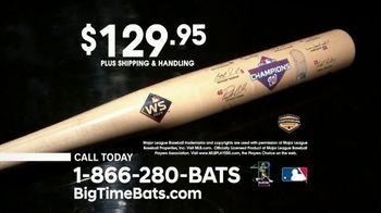 Big Time Bats TV Spot, 'Washington Nationals: World Series Winners' - Thumbnail 5