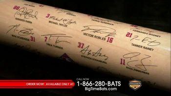Big Time Bats TV Spot, 'Washington Nationals: World Series Winners' - Thumbnail 3