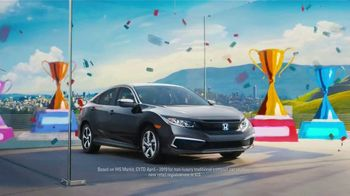 Honda Civic LX TV Spot, 'Fun and Sporty' [T2]