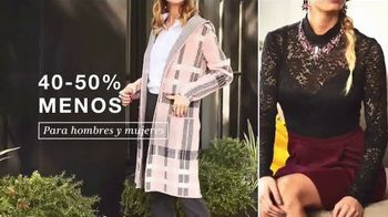 Macy's Venta de 48 Horas TV Spot, 'Estilos de otoño' [Spanish] - Thumbnail 3