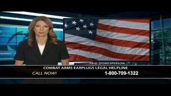 Dunken Law Group PLLC TV Spot, 'Combat Arms Earplugs' - Thumbnail 1