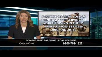 Dunken Law Group PLLC TV Spot, 'Combat Arms Earplugs' - Thumbnail 3