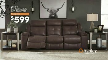 Ashley HomeStore Veterans Day Sale TV Spot, 'Up to $1,000 Off and Five Percent Off with New Account' - Thumbnail 9