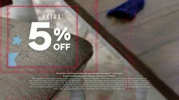 Ashley HomeStore Veterans Day Sale TV Spot, 'Up to $1,000 Off and Five Percent Off with New Account' - Thumbnail 5