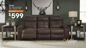Ashley HomeStore Veterans Day Sale TV Spot, 'Up to $1,000 Off and Five Percent Off with New Account' - Thumbnail 8