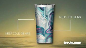 Tervis Tumbler TV Spot, 'Fill This, Not Oceans' - Thumbnail 7