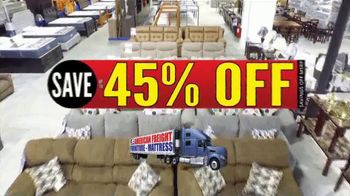 American Freight TV Spot, 'Final Savings'