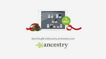 Ancestry TV Spot, 'Holidays: Grandpa's Story' - Thumbnail 6