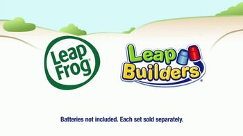 LeapBuilders TV Spot, 'Disney Junior: When Learning Is Fun' - Thumbnail 9