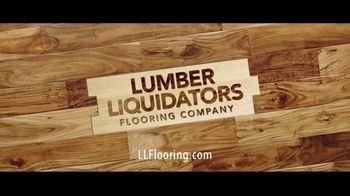 Lumber Liquidators TV Spot, 'Off Limits Room: Best-Selling Vinyl Flooring' - Thumbnail 10