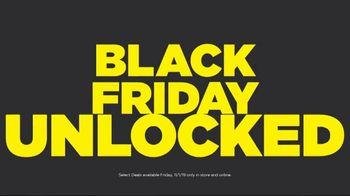 Kohl's Black Friday Unlocked TV Spot, 'Jammies, Toys and Kitchen Electrics' - Thumbnail 1